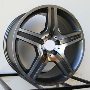 19 034 amg wheels rims fit mercedes c class c230 c240 c300 for Mercedes benz c240 wheels