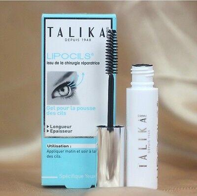Talika Lipocils Eyelashes Growth Lash Conditioning Gel Mascara Eye Makeup 10 ml