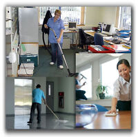 Quality janitorial service that fits your budget.