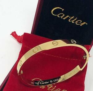 Cartier Love Bracelets ( More Colors And Styles Available)
