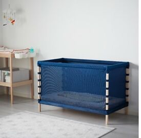 Brand new Ikea baby cot (never used still in box)