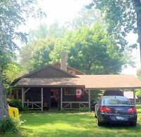 Cottage Lake Erie - boating, beach and wheelchair access