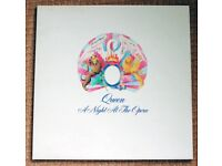 "Queen ""A Night at the Opera"" First Edition LP"
