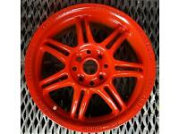 "Momocorse 15"" alloy wheels 4x100 need refurbed"