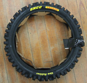 Vee Rubber GNCC Tackee VRM300 Motocross Off Road Rear Tire 120/90-19 120 90 19