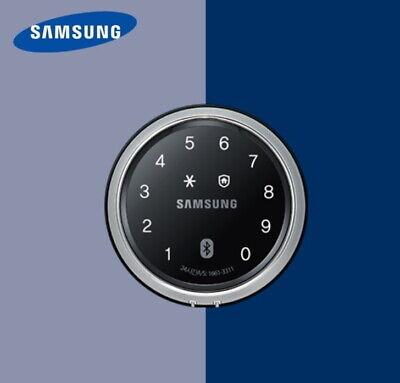 Samsung SHP-DS700 BT 4.2 Smart Doorlock Touch Screen Round 4xAA 82.8x82.8x19mm