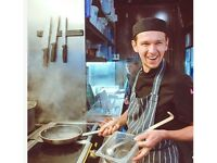 Positive Chef De Partie required