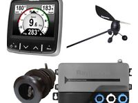 i70s System Pack Ramarine- Wind, Speed, Depth and Temp