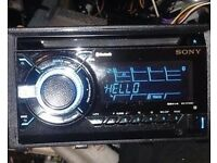 Sony Bluetooth radio