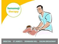 Male Massage Therapist in Brixton, St James's, Denmark Hill & Ealing Broadway
