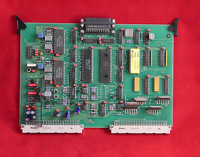Roche Cobas Chemistry Mira Ise Control Board Pcb 94-01402 Used