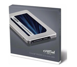 Brand new Solid State Drive - Crucial MX300 275GB