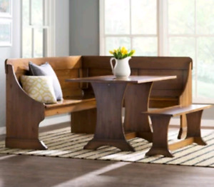 Brand New Breakfast Nook / Table / Dining Set