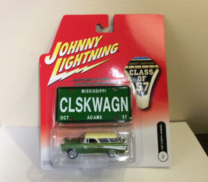 """Johnny Lightning """"1957 Chevy Nomad"""" (Class of 57) - from 2005"""