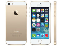 iPhone 5s - 16GB - Silver - EE