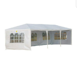 Wedding or event tent 10x30