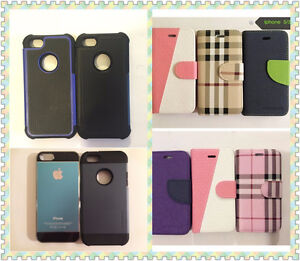 Brand New phone cases for Iphone 5/5s/5c and accessories