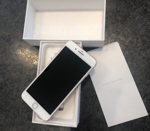 Immaculate iPhone 7 Plus (32gb) Rose gold
