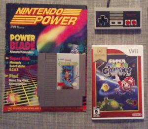 Jeux Nintendo Game cube, SNES, Wii, NES, N64, Game Boy et Wii U