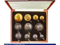 OLD ENGLISH COIN COLLECTIONS WANTED BY PRIVATE BUYER