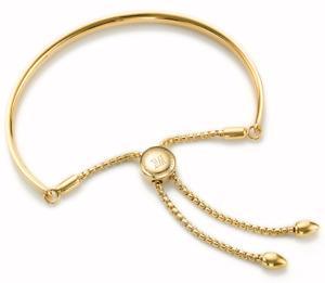 Monica Vinder Gold Fiji Chain Bracelet