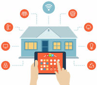 Home Automation, Smart Home, Networking, CCTV, IT, Sound System