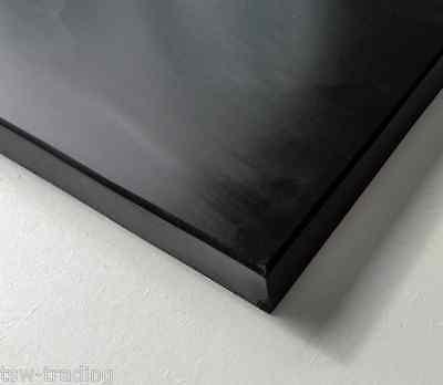 Entkopplungsplatte Absorber Lautsprecher-/Gerätebasis 40x30x3cm Mustang Schiefer