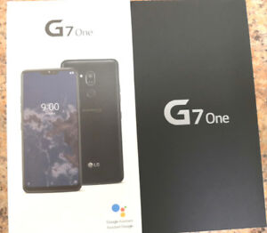 New Sealed Lg G7 One unlocked