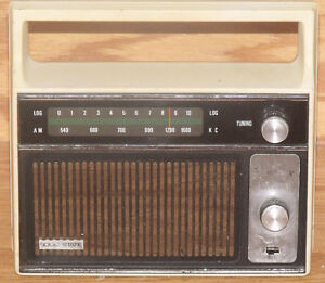 Ancien radio HOLIDAY
