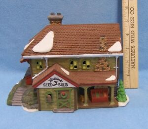 Department 56 - New England Series Houses