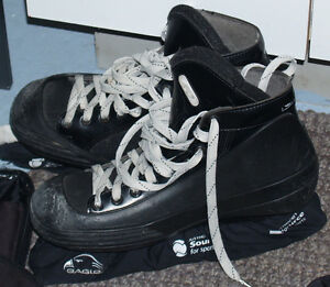 Hockey Goalie Skates/Patin de Gardien de But