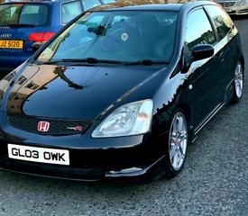 Honda Civic Ep3 Type R *FULL MOT* *HPI CLEAR*