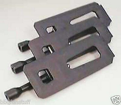 set of 3 Thermos Gas Grill  Cast Iron Burner 80010062 Charbroil
