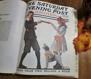 Norman Rockwell and the Saturday Evening Post 1916-1928 Kitchener / Waterloo Kitchener Area image 5