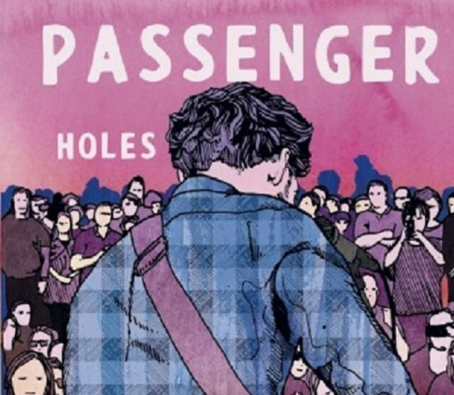 PASSENGER - HOLES (2TRACK)  CD SINGLE NEU