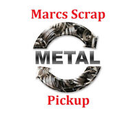 Free pickup and removal of scrap metal items !!!