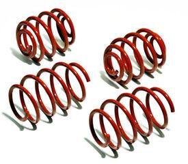 Lowering springs 60/55mm For VW Golf 3 & 4 Cabriolet 1.6/1.8/2.0