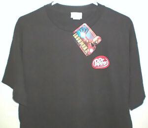 Marvel Comics Iron Man 2 Movie Dr Pepper Mens Large T Shirt London Ontario image 2