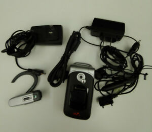 SONY ERICSSON PHONE AND ACCESSORIES