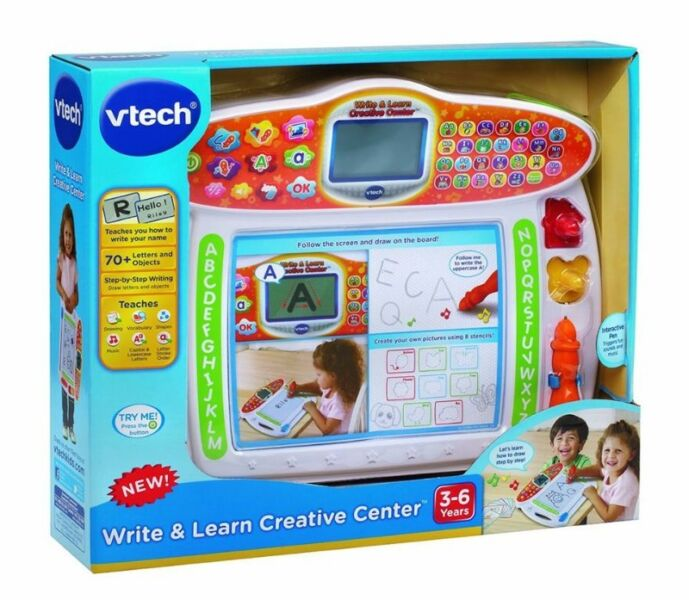 BNIB: VTech Write and Learn Creative Center