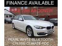 2014 BMW 3 Series 2.0 320d BluePerformance Sport Touring 5dr Diesel Manual