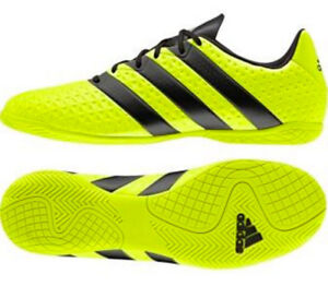 Adidas Shoes ACE 16.4 TF Men's football soccer trainers Yellow