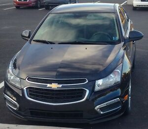 2012 Chevrolet Cruze LT Sedan 6 Speed Manual