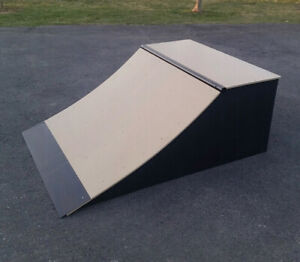 Looking for Quarter Pipe For Bmx/ Skateboard