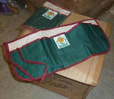 1 new national home gardening club sturdy gardening apron - Home Gardening Club