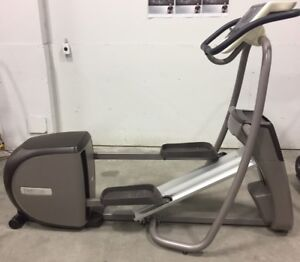 Precor 531 Elliptical with variable stride and adjustable ramp!