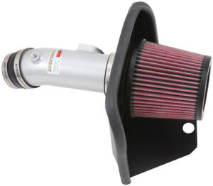 K& air intake short Ram cold air intake, entrée d'air