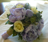 """Beautiful Wedding Bouquet Flowers """"Packages & Sets."""