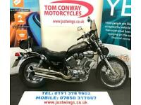 YAMAHA XV535 VIRAGO DX, 2000(W), 2 OWNERS, 25,654 MILES, VERY CLEAN, £2695