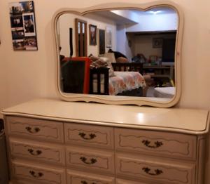 Baronet wood dresser